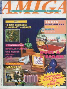 Amiga Revue 04/93
