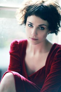 Tuppence Middleton.... Watch out for her she's gonna be a big star.