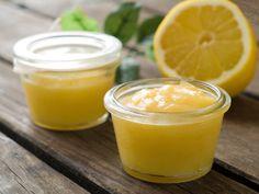 Könnyű, selymes citromkrém Havas Dóra jól bevált receptje szerint