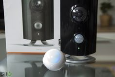 Piper Kamera – All-in-one Smart Home Alarmanlage mit Z-Wave