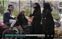 What is life like in Saudi Arabia