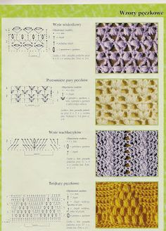nice crochet stitches