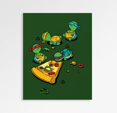 Pizza Lover | flyingmouse365
