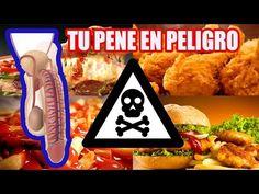 Alimentos Que Matan El Pene, Esto Afecta La Salud De Tu Pene, Peligro Lo Mata - YouTube