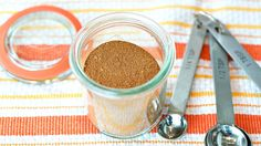 There's no need to buy packaged pumpkin pie spice—making your own is so easy!