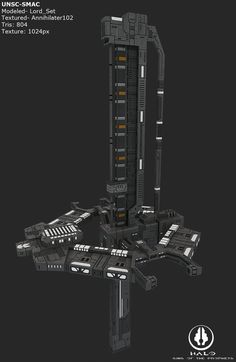 UNSC SMAC by Annihilater102 on DeviantArt
