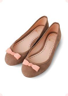 Maison de Reefur / Ballerina Shoes