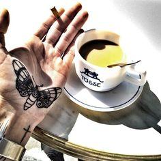 http://tattoo-ideas.us/wp-content/uploads/2014/10/Black-Butterfly-Palm-Tattoo.jpg Black Butterfly Palm Tattoo #BlackTattoo, #ButterflyInk, #ButterflyTattoo, #Butterlfy, #PalmTattoo, #PalmTattoos, #TattooIdeas