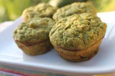Multi-Grain Green Banana Muffin