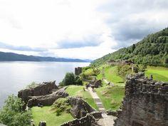 Loch Ness, Scotland, U.K.