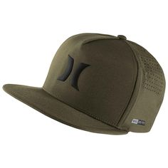 5c7197aa0a435 Hurley Men s Dri-fit Icon Hat Caps Game