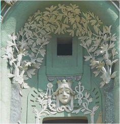 Art nouveau romania doors (♥) windows group board стиль модерн, архитектура и Art Deco, Art Nouveau Design, Beautiful Architecture, Architecture Details, Art Nouveau Arquitectura, Jugendstil Design, Belle Epoque, Romania, Art Boards