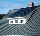 solar panels built into the roof... way cool!