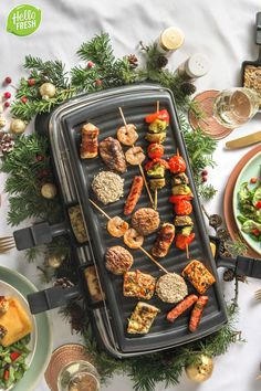 Fondue, Gourmet Grill, 16th Birthday, Grilling, Bbq, Table Settings, Seasons, Fresh, Desserts