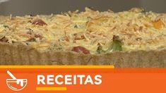 Santa Receita | Quiche integral de legumes por André Aquino - 15 de nove...