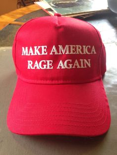 54b12dd90a6 2016 MAKE AMERICA RAGE AGAIN HAT PROPHETS OF RAGE TRUMP RATM Donald Frump