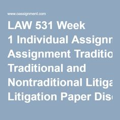 final paper for business law i Law e761 business litigation practicum  the paper must evidence a  sophisticated knowledge of the law and provide a rigorous, thoughtful  a final  draft.