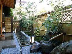 bamboo fence kenninji-gaki - Google Search