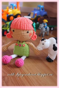 1000+ images about Amigurumi - Minis on Pinterest ...