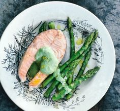 Poached Arctic Char with Basil-Tarragon Mayonnaise | 7 Quick Dinners To Make This Week