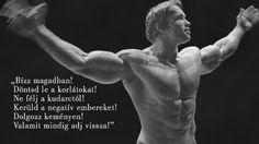 Arnold Schwarzenegger Hát szabálya