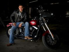 Mark's Harley :: View Photos
