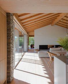 Jackson Hole II, Wyoming Kitchen - McLean Quinlan Architects
