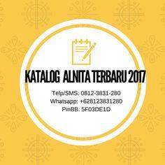 Katalog Alnita Terbaru 2017  Telp/SMS : 0815-5576-2565 Whatshapp : 0815-5576-2565