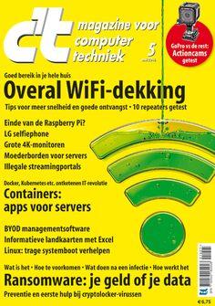 C't: magazine voor computertechniek, 2016, nr. 5. Te raadplegen in de bib IWT.