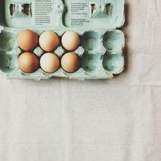 Farm Fresh Eggs, my favorite