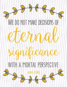 2015 LDS General Conference printables: Rafael L. Pino, significance and perspective
