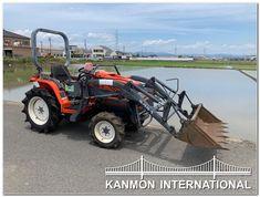 UsedJapaneseTractors.jp : KUBOTA A175 4WD W/FL Alibata, Rc Tractors, Kubota, Outdoor Power Equipment, Monster Trucks, Tractor