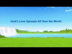 Faith Hope Love | Hymn of Experience ''God's Love Spreads All Over the W...