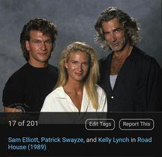 Kelly Lynch, Sam Elliott, Patrick Swayze