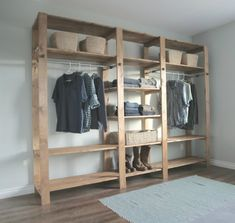 10 industrial style closet designs that you'll love