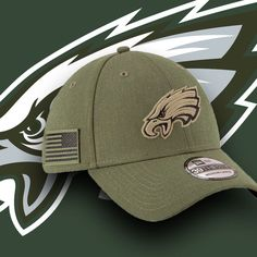It s time to show love for the Philadelphia Eagles and honor the men and  women who. Salute To ServiceFly ... 77eae4977