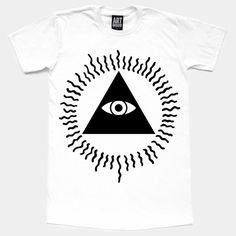 Illuminati T-Shirt   ART DISCO