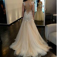 Tulle Wedding dress by Galia Lahav