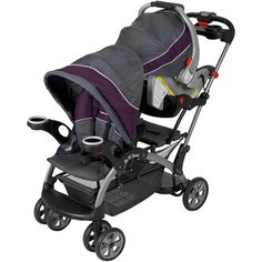 Baby Trend Sit N' Stand Ultra Double Stroller, Elixer $149.00