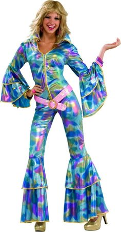 Disco Mama Costume - Adult Costume  Product #: WC162836 Retail Price: $53.93 Sale Price: $51.88