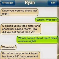 Check some of the funniest text messages on the web. We compiled 40 hilarious texts sent from parents and neighbors. Don't miss all the cringy texts and funny conversations. Sit down and relax with the funniest text messages on Pinterest. #funnytexts #humor #textmessages Hilarious Texts, Cute Texts, Funny Jokes, Text Message Fails, Funny Text Messages, Funny Text Fails, Text Jokes, Drunk Last Night, Funny Conversations