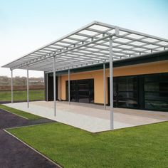 As part of an ambitious expansion plan for Lawley village including the construction of 3400 new homes, a new primary and reception school was to be constructed. The architect for this project was Baart Harries Newall Architects, assisted by Wates Constru Cycle Shelters, Education Architecture, Street Furniture, Primary School, The Expanse, Case Study, Canopy, Entrance, Pergola
