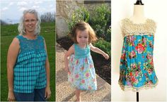 Cinderella. Every Scrap Can be Beautiful Dress [Free Pattern]