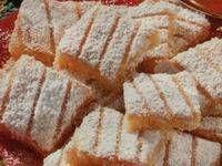 Vanille-plaatkoek recept   Smulweb.nl