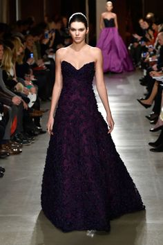 Oscar De La Renta - Runway - Mercedes-Benz Fashion Week Fall 2015