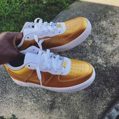 quality design 36d06 cb14b Image of Gold K AF1 Low🔱 Custom Sneakers, Custom Shoes, Workout Shoes,