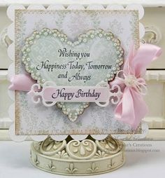 Spellbinders Classic Scallop Squares card - Яндекс.Картинки #yandeximages