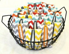 Easy Tissue Pouches - Free Sewing Tutorial