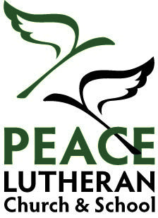 Logo developed for Peace Lutheran Church, Hartford WI Graphic Design Projects, Lutheran, Over The Years, Peace, Logo, School, Logos, Sobriety, World
