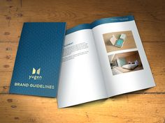 Style Guide for Yugen Hotels | Fictional Brief with Vision Creative, Bowral